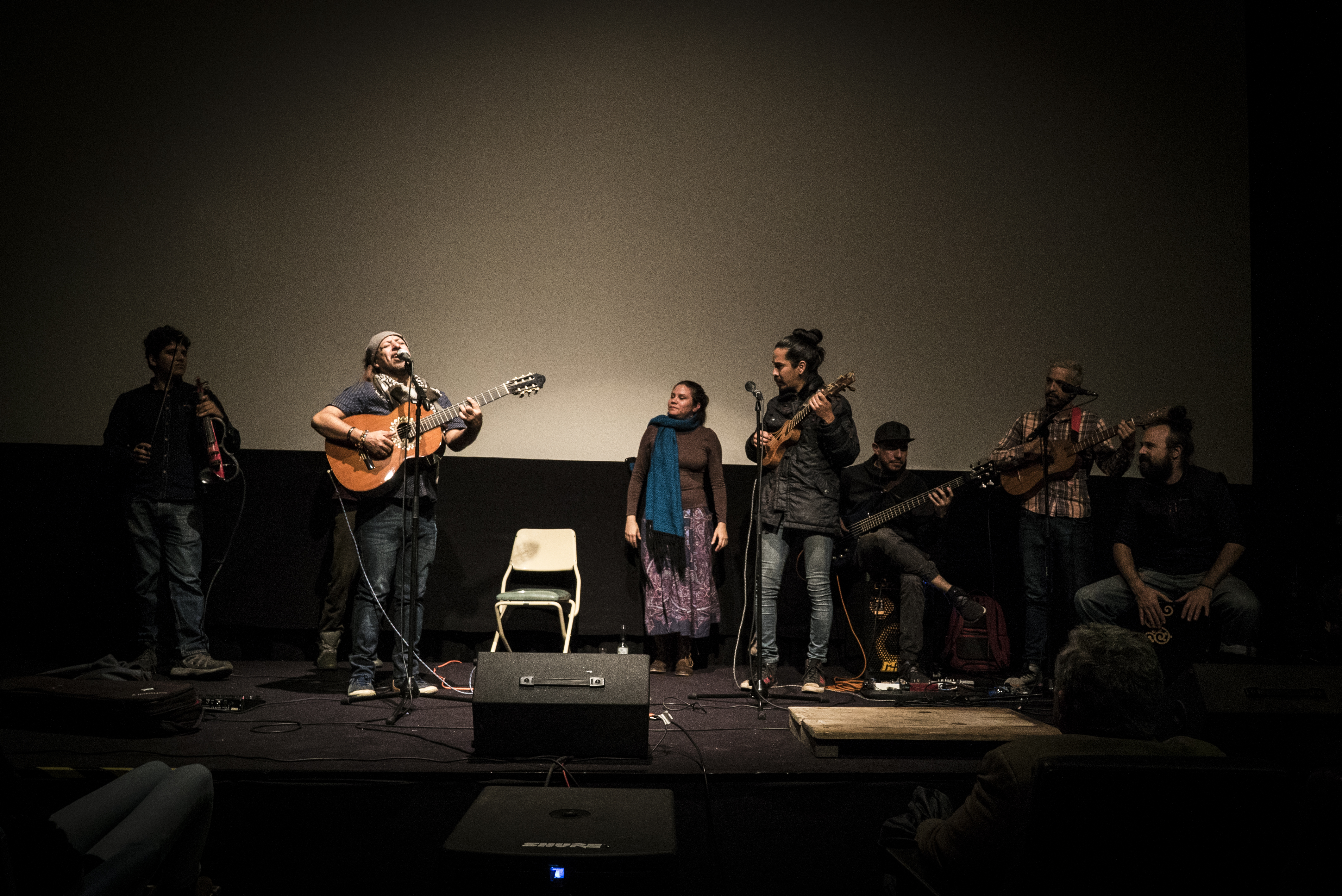 Special Screening at Cine Tonalá & Concert with SONEX – The Third Root